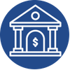 industry solution financial icon